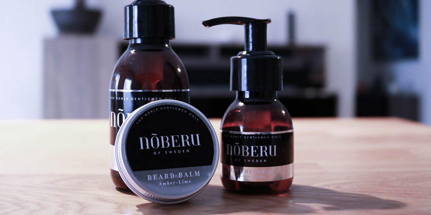 produits pour barbe noberu