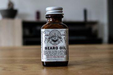 bearded chap huile de barbe