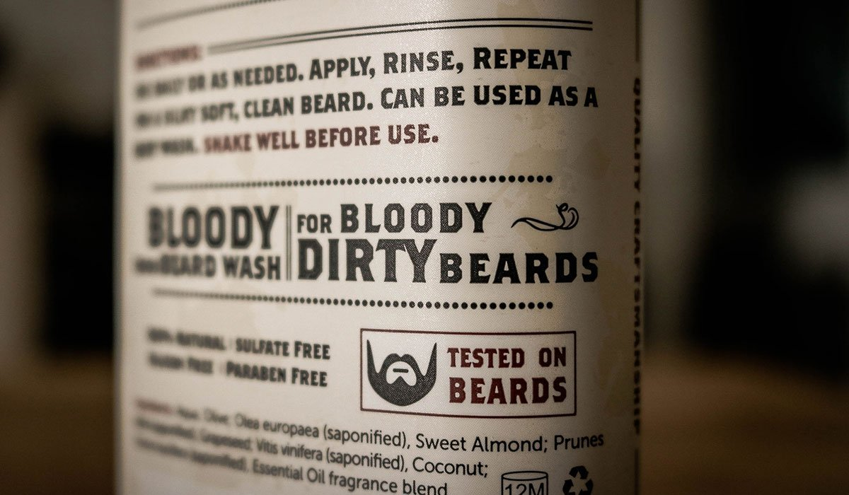 bearded chap packaging