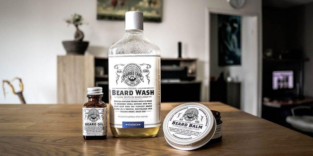 bearded chap produits
