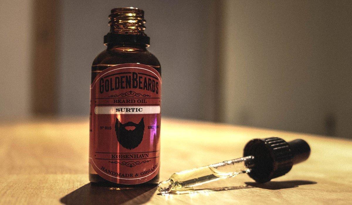 golden beards huile distributeur