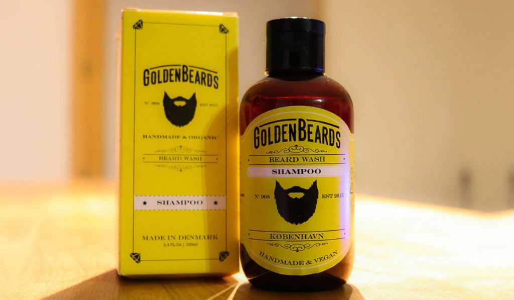 goldenbeards shampoing