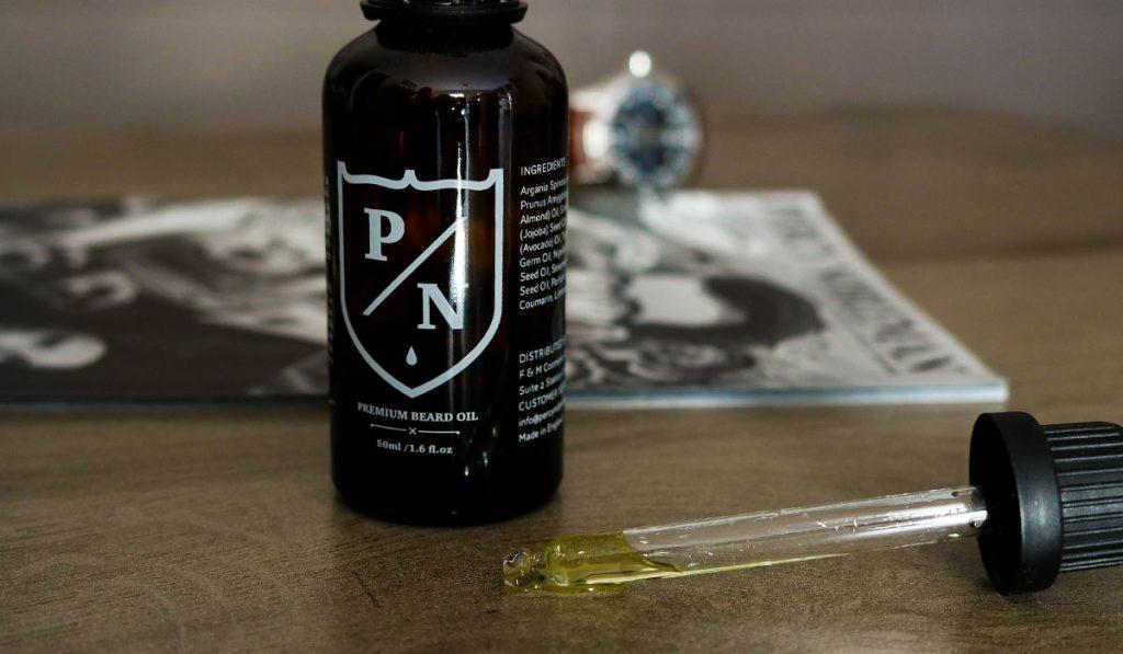 percy nobleman, l'une des meilleurs huiles pour barbe