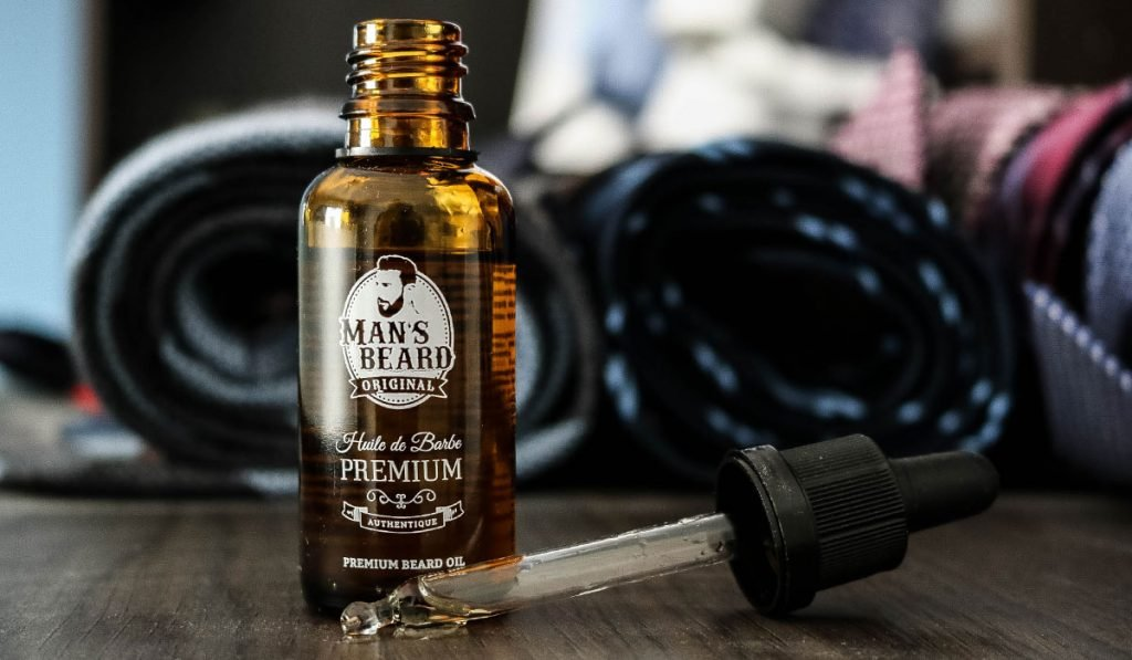 huile pour barbe man's beard