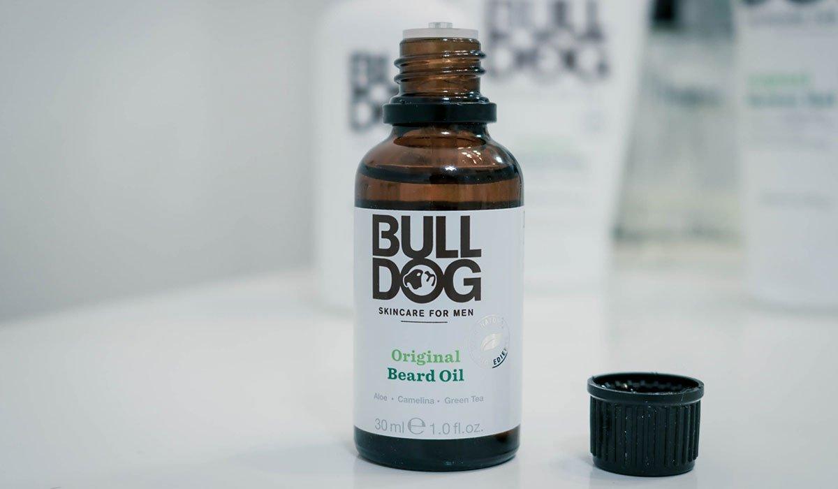Huile de barbe bulldog