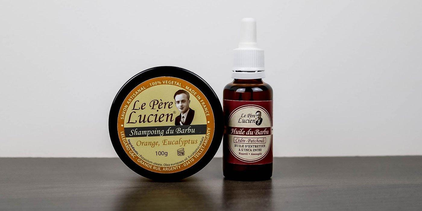 produits barbe le pere lucien