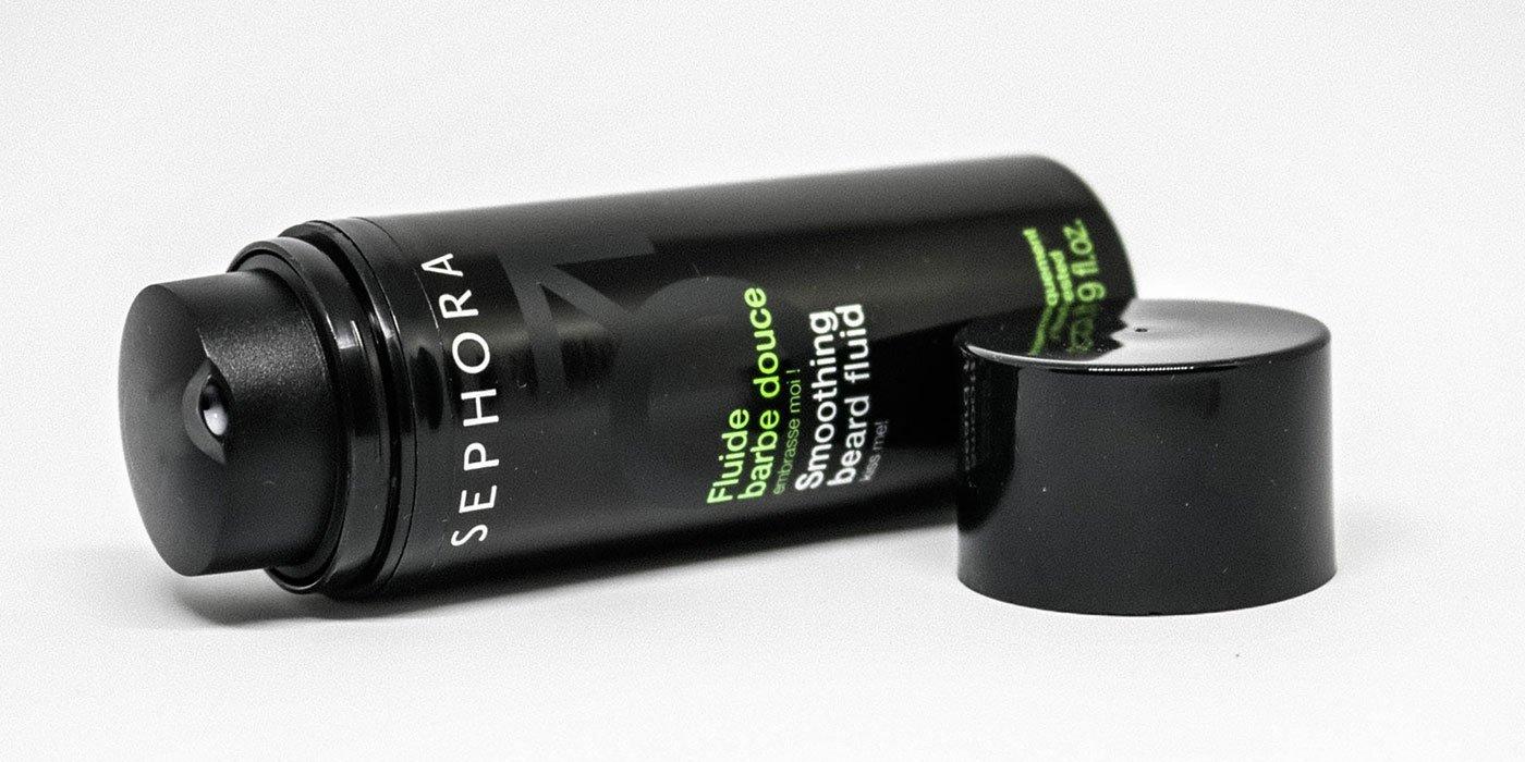 huile de barbe séphora