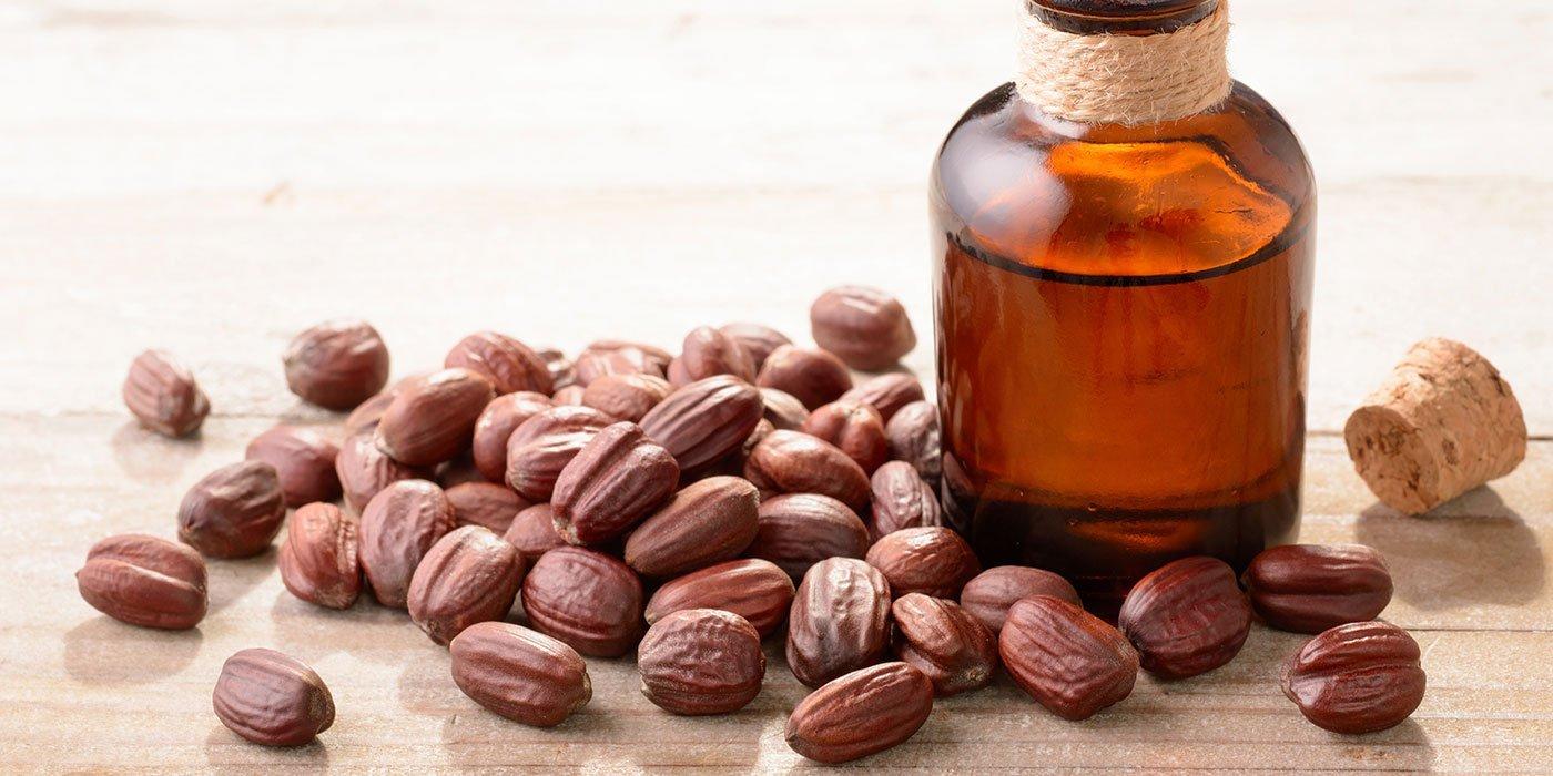 bienfaits huile de jojoba barbe