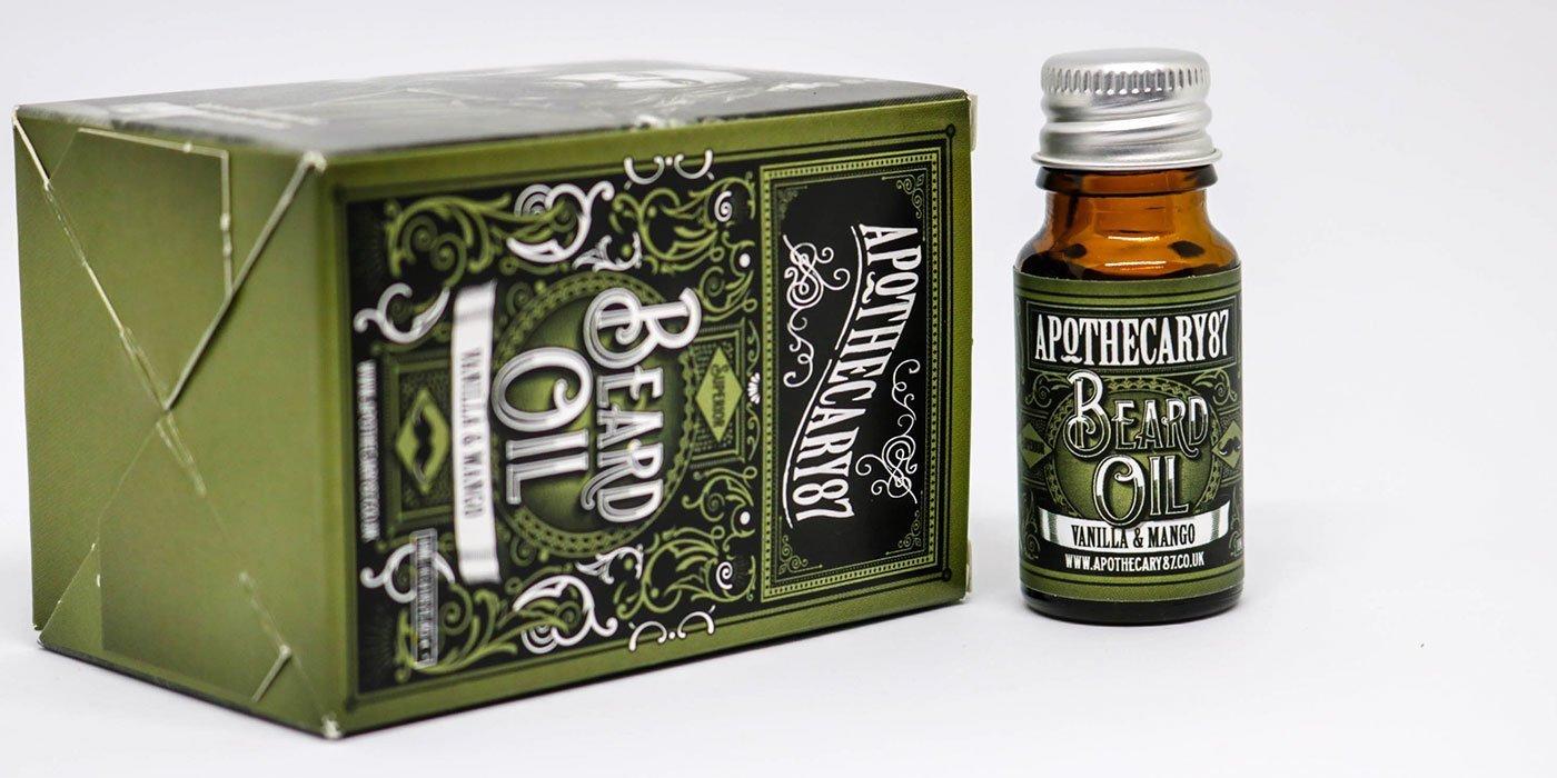 apothecary87 huile de barbe