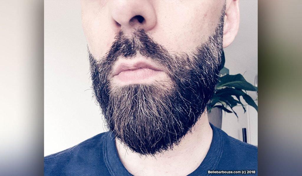 utiliser de l'huile pour avoir une belle barbe