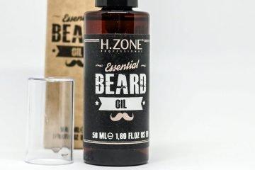 huile de barbe hzone professional