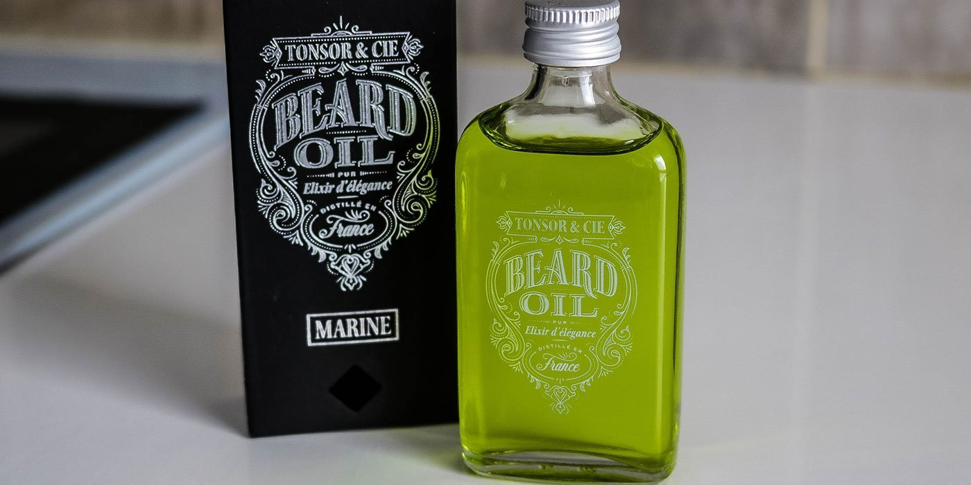 huile de barbe tonsor & cie