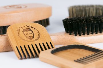 brosses et peignes ma barbe séduisante