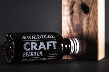 huile à barbe raedical avis