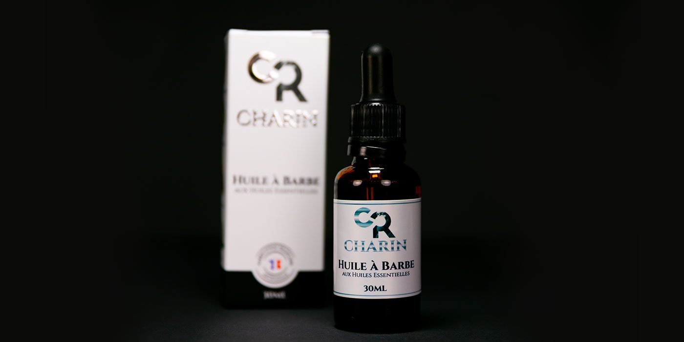 charin huile pour barbe
