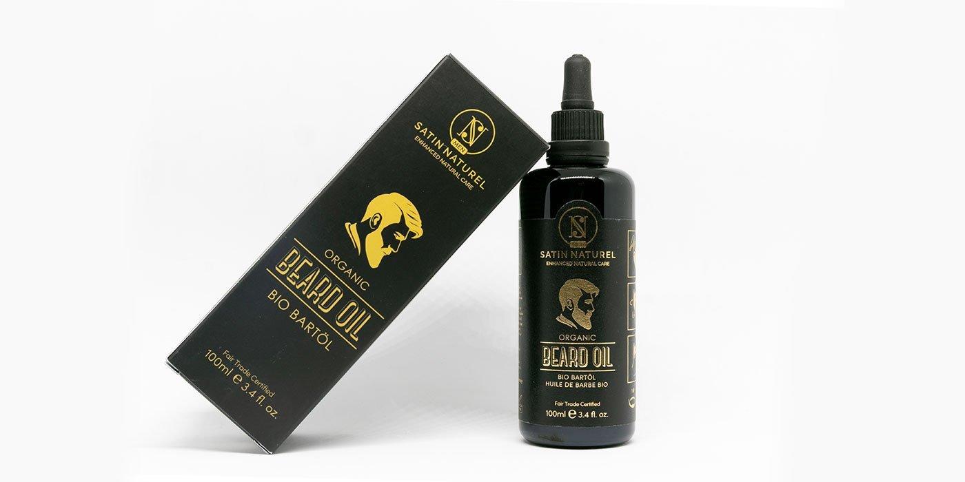 huile barbe satin naturel