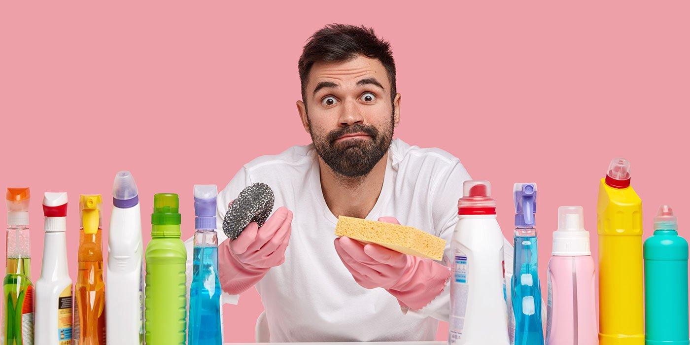exfolier sa barbe
