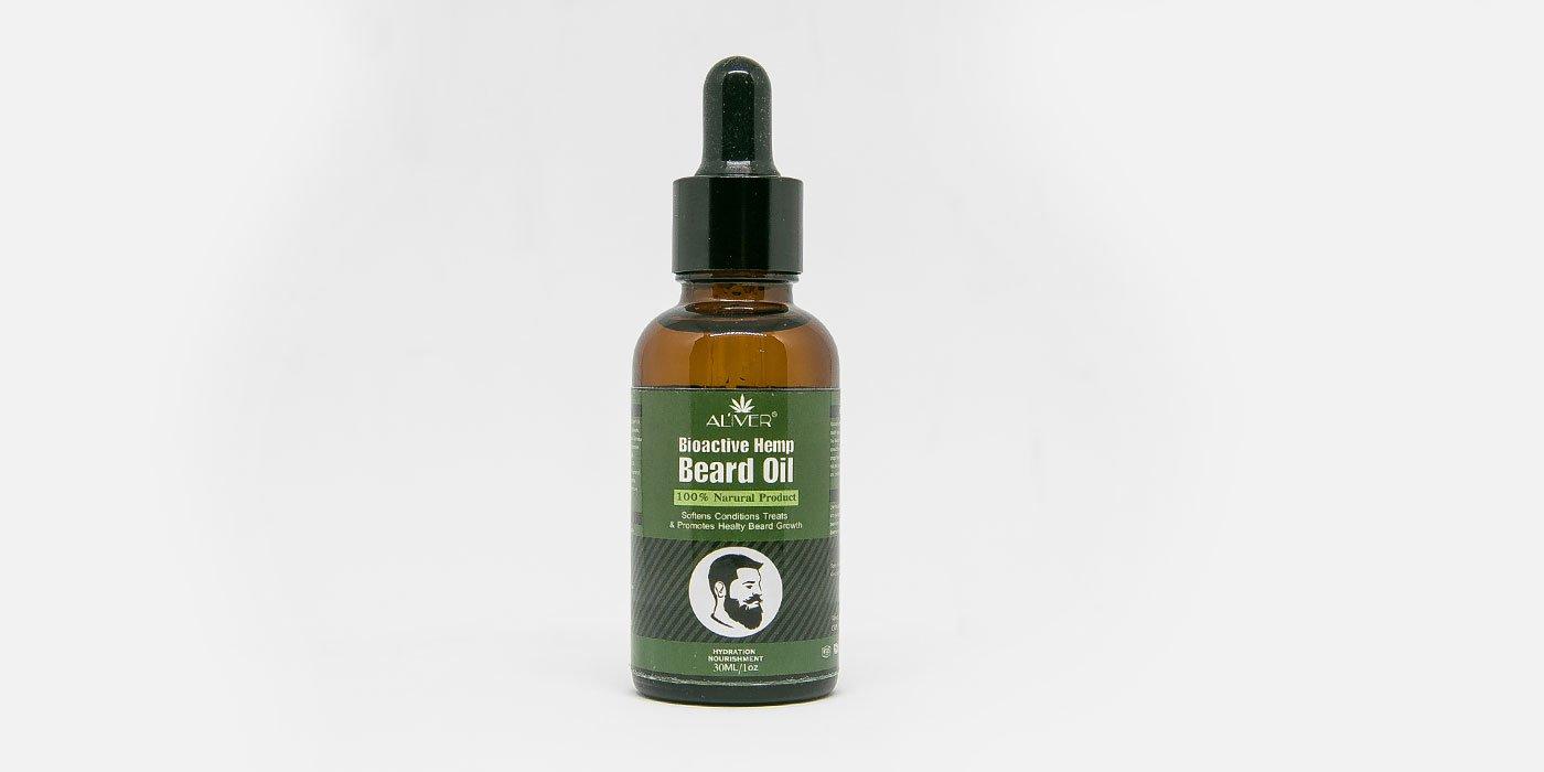 aliver huile barbe cannabis